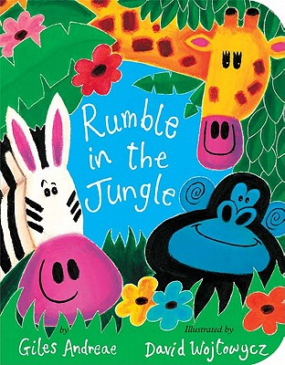 Rumble in the Jungle By Andreae, Giles/ Wojtowycz, David (ILT)